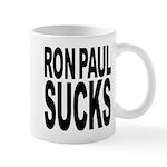 Ron Paul Sucks Mug