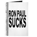Ron Paul Sucks Journal