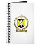 VIGER Family Crest Journal