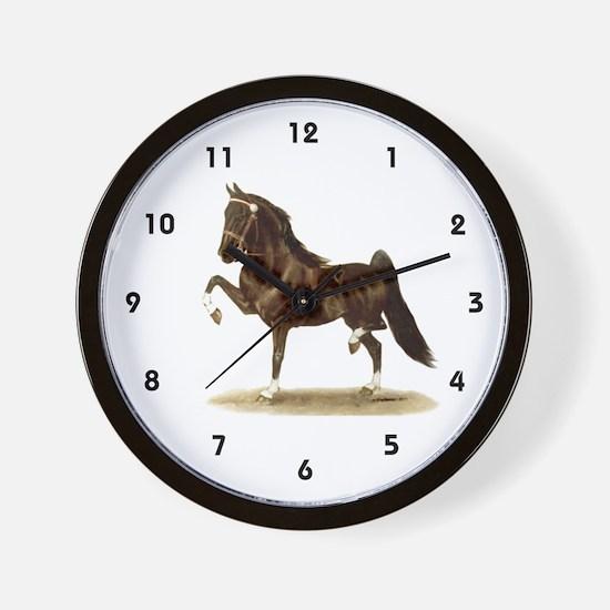 Hackney Pony Wall Clock
