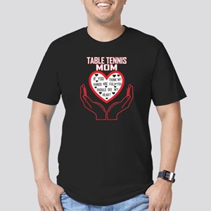 Table Tennis Mom You Think My Hands Full S T-Shirt