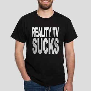 Reality TV Sucks Dark T-Shirt