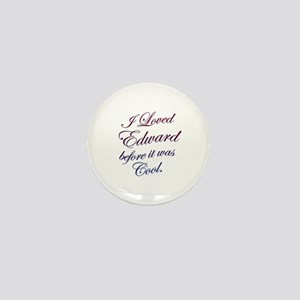 Snarky Twilight Fan Mini Button