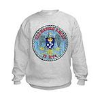 USS HAROLD E. HOLT Kids Sweatshirt