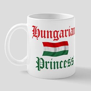 Hungarian Princess 2 Mug