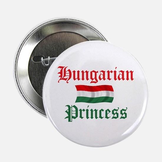"""Hungarian Princess 2 2.25"""" Button"""