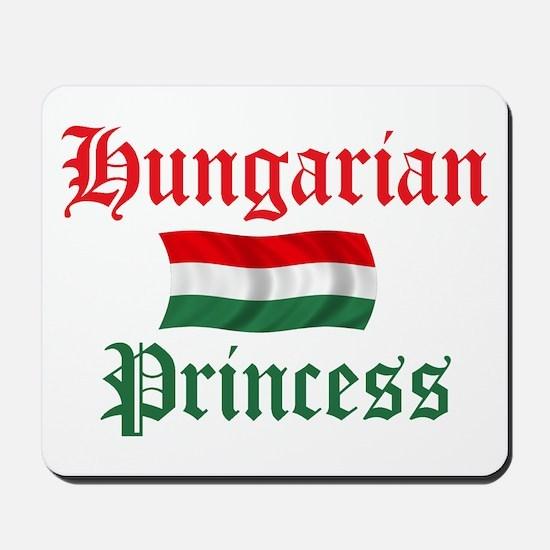 Hungarian Princess 2 Mousepad