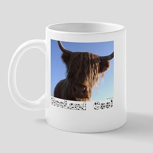 """heeland coo"" Mug"
