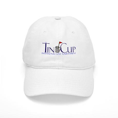 Vintage Logo Tin Cup Baseball Cap by tincup a869b1b048d