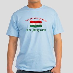 Hungarian Goulash 2 Light T-Shirt