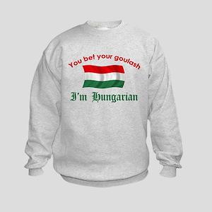 Hungarian Goulash 2 Kids Sweatshirt