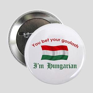 "Hungarian Goulash 2 2.25"" Button"