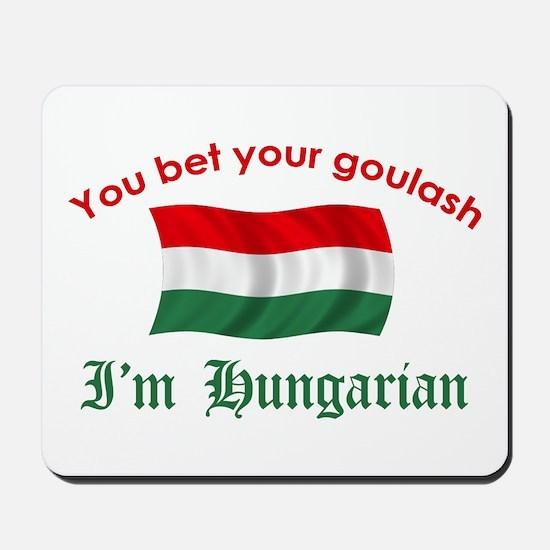 Hungarian Goulash 2 Mousepad