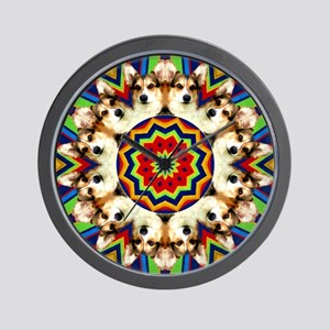 Colorful Kip Wall Clock