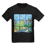 Frog Kids Dark T-Shirt