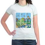 Frog Jr. Ringer T-Shirt