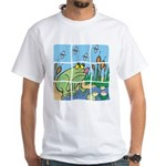 Frog White T-Shirt