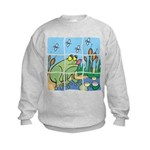 Frog Kids Sweatshirt
