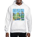 Frog Hooded Sweatshirt