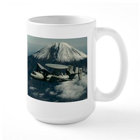 AWACS: E2C Large Mug