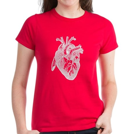 Have A Heart Women's Dark T-Shirt