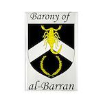 al-Barran Device Rectangle Magnet (100 pack)