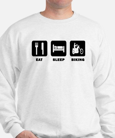 Eat,Sleep,Biking Sweater