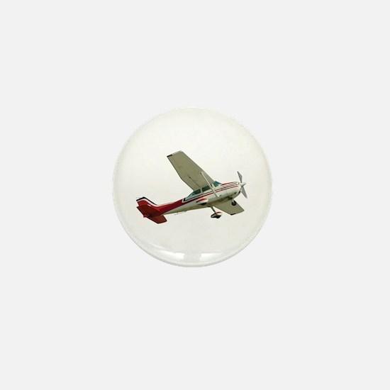 Solo Flight Mini Button