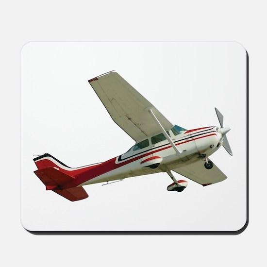 Solo Flight Mousepad