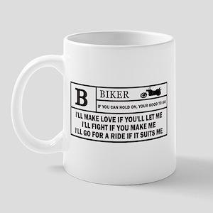 Rated B Mug