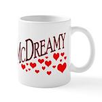 Dr McDreamy Hearts Mugs