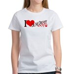 Dr McDreamy Hearts T-Shirt