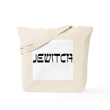 Jewitch Tote Bag