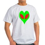 Alien Heart Light T-Shirt