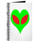 Alien Heart Journal