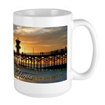 Seal Beach 1 Large Mug