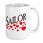 I heart My Sailor Mugs