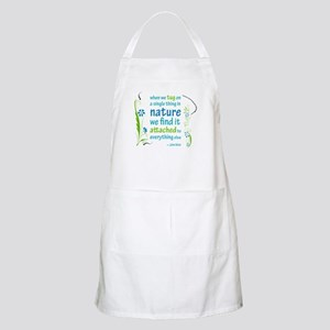 Nature Atttachment BBQ Apron
