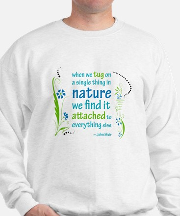 Nature Atttachment Sweatshirt