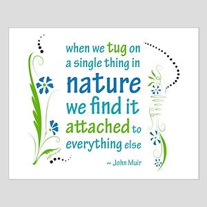 Nature Atttachment Small Poster
