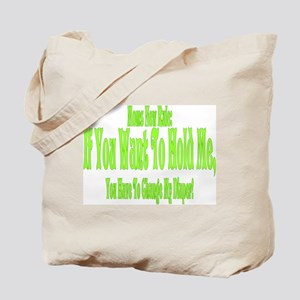 Moms New Rule Tote Bag