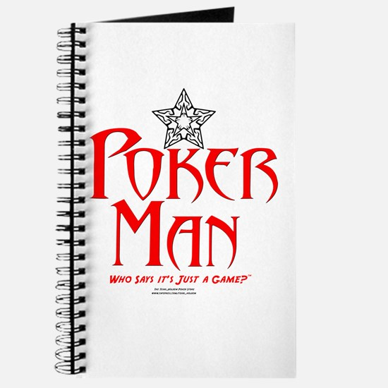 Poker Man Journal