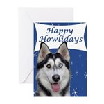 Husky Greeting Cards (Pk of 20)
