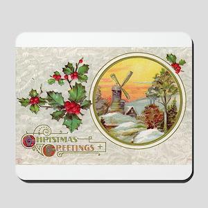 Dutch Christmas Mousepad