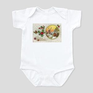 Dutch Christmas Infant Bodysuit