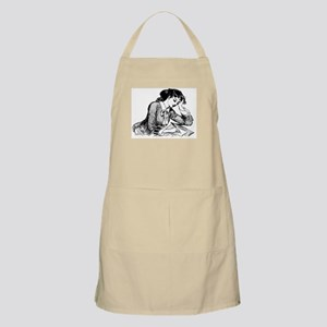 Writing BBQ Apron
