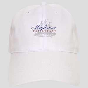 Mayflower Descendant - Cap