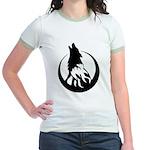 Wolfire Jr. Ringer T-Shirt