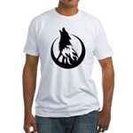 Wolfire Fitted T-Shirt