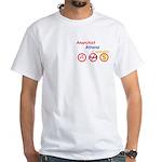 CH-04 White T-Shirt
